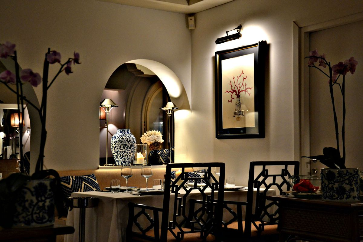 Restaurant Hotel Forte Dei Marmi Tuscan Cuisine International
