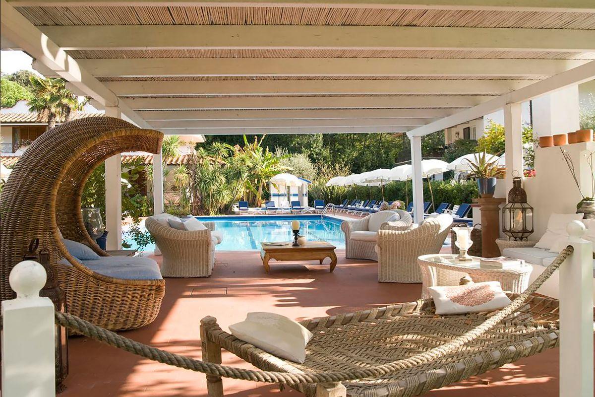 Hotel forte dei marmi california park hotel - Il giardino forte dei marmi ...